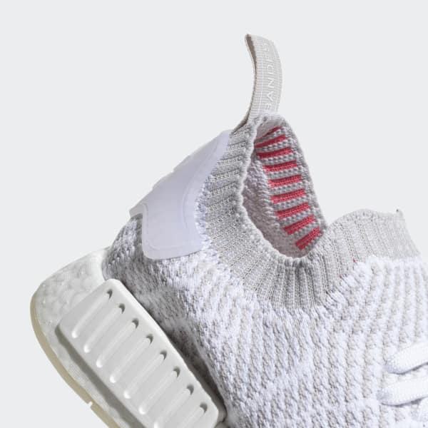 ace557b1046c9 adidas NMD R1 STLT Primeknit Shoes - White