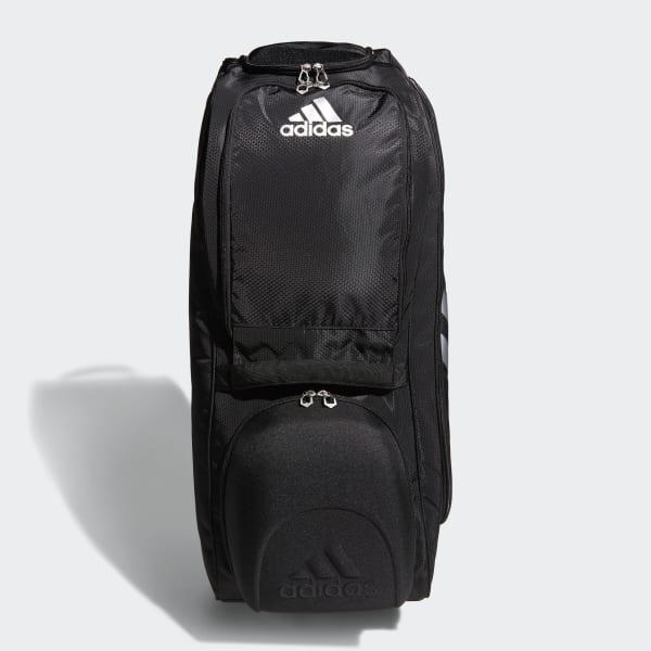 Adidas Utility Wheeled Bat Bag Black Us