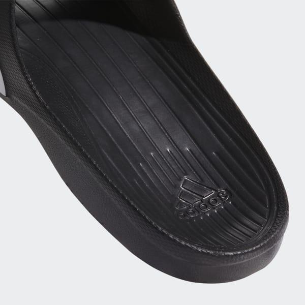 3e98e1c911bd7 adidas Duramo Slides - Black