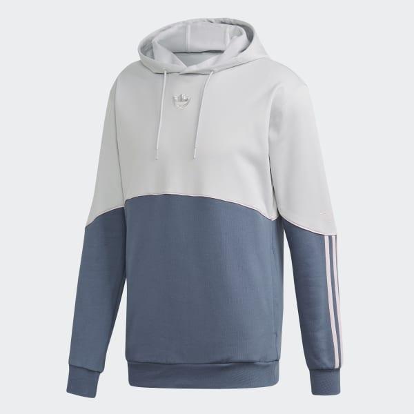 Veste à capuche Outline Gris adidas   adidas France