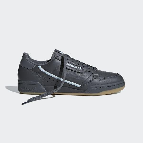 adidas Continental 80 Shoes Grey | adidas US