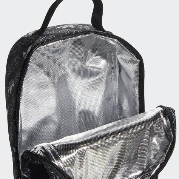 3a4d8ee84c adidas Santiago Lunch Bag - Black