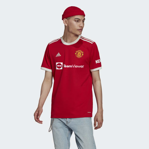 Manchester United 21/22 Home Jersey