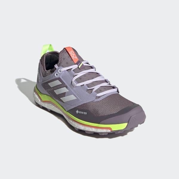 adidas Terrex Agravic XT GORE TEX Trail Running Schoenen Paars | adidas Officiële Shop
