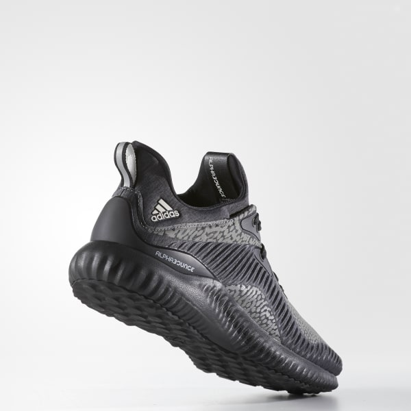 bf697ed85961f adidas Alphabounce Reflective HPC AMS Shoes - Black