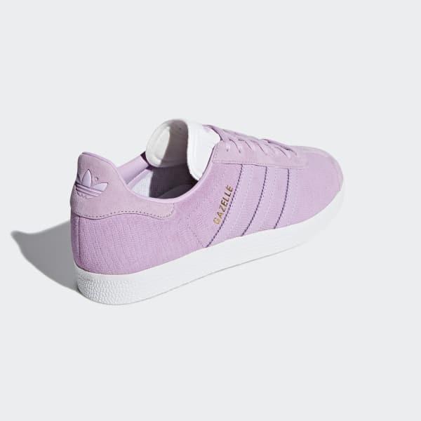 2cd055f1 adidas Tenis Gazelle W - Violeta   adidas Mexico