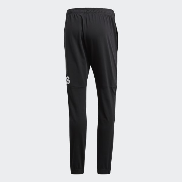 0e813ff5f adidas Essentials Performance Logo Pants - Black | adidas US