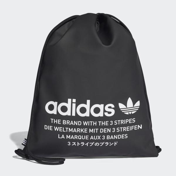 6f77a2fa876f adidas NMD Gym Sack - Black