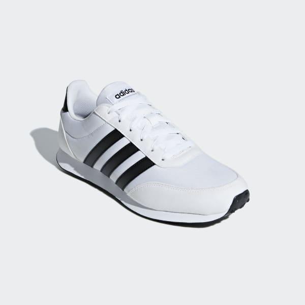 adidas V Racer 2.0 Shoes - White