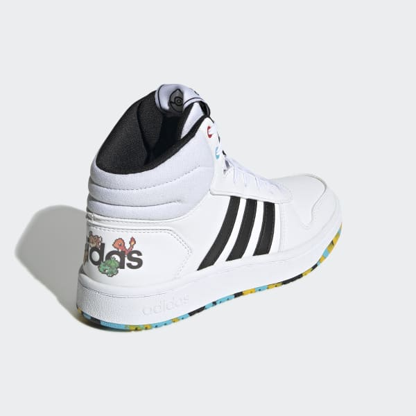 adidas Hoops Mid 2.0 Shoes - White