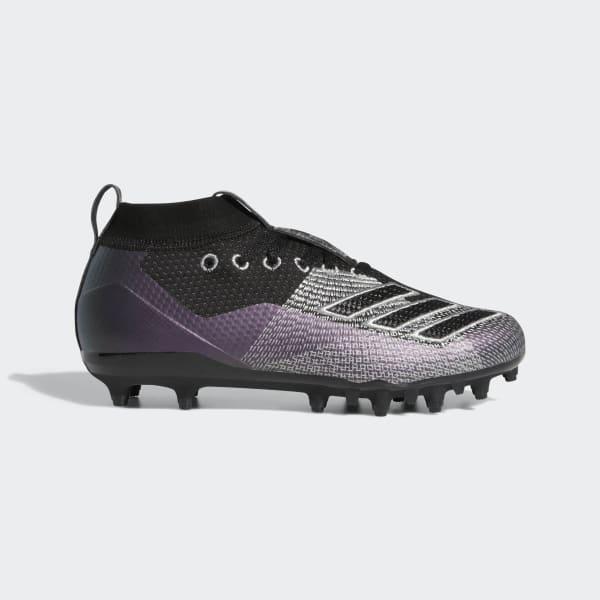 adidas Adizero 8.0 Cleats - Black