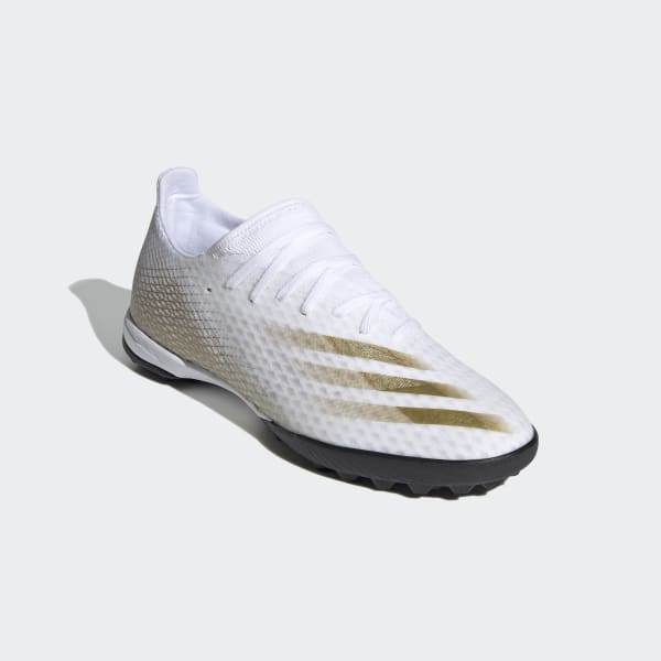 adidas Mens X Ghosted.3 Turf Soccer