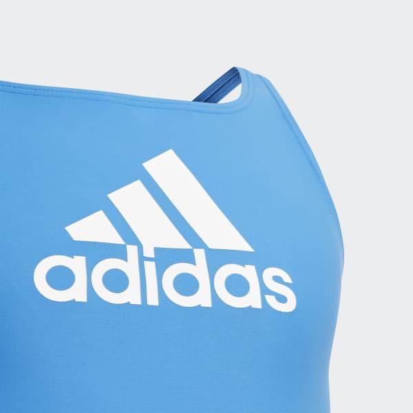 3c9cbf60e adidas Badge of Sport badedrakt - Blå | adidas Norway