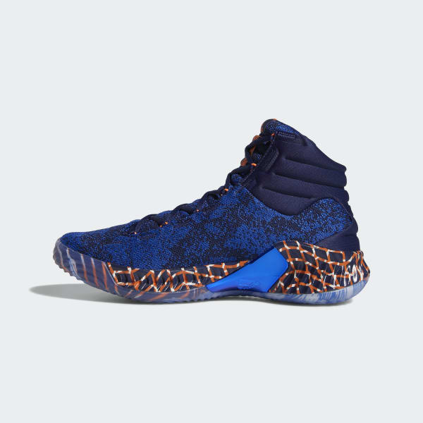 adidas Pro Bounce 2018 Player Edition Shoes - Blue | adidas Australia