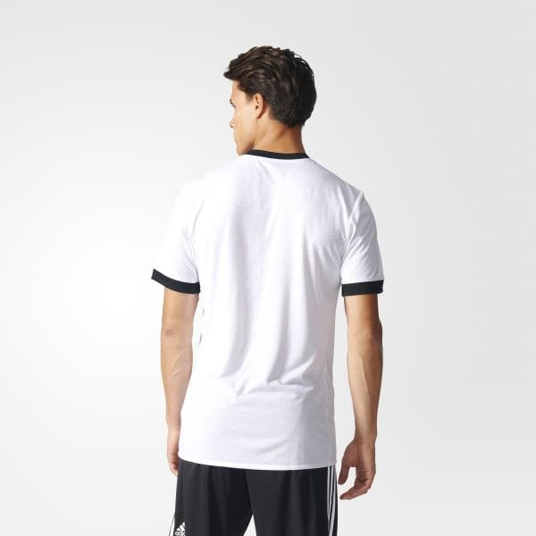 9d5a39b583 Camisa Alemanha Pré-Jogo 1 - Branco adidas