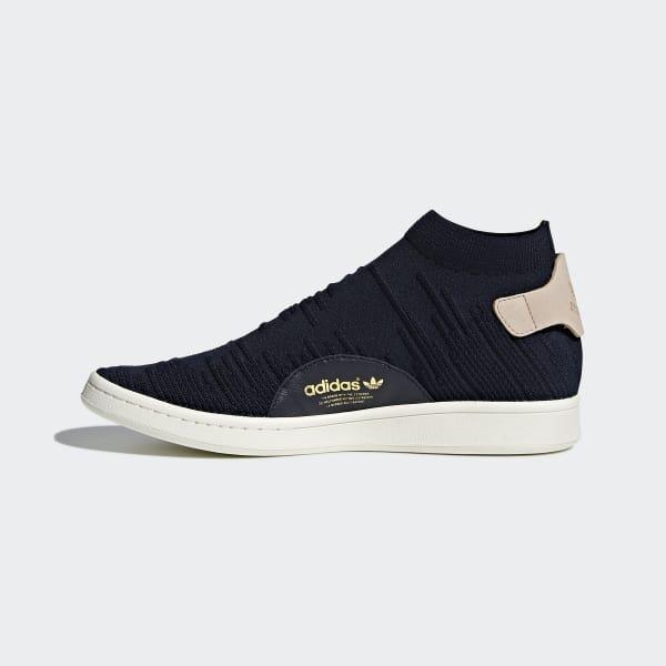 76f491bbcb5 adidas Tenis Stan Smith Sock Primeknit - LEGEND INK F17