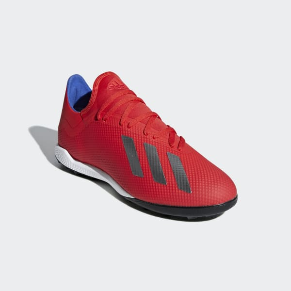 4fa840af74 Chuteira X Tango 18.3 Society - Vermelho adidas