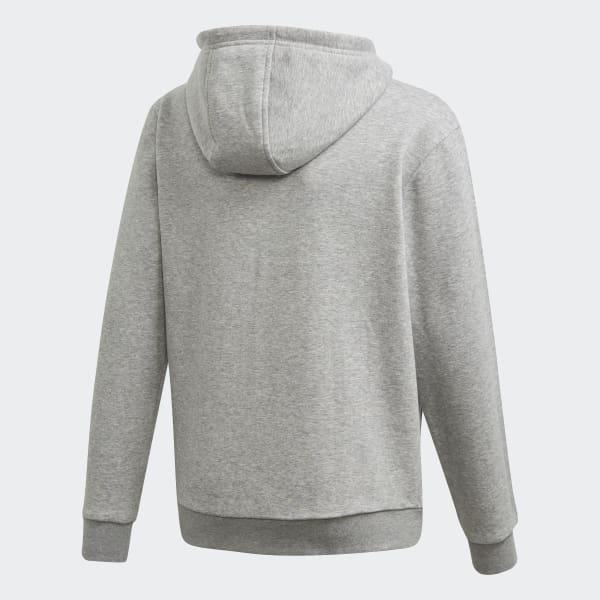 414ab8387 adidas Hoodie - Grey