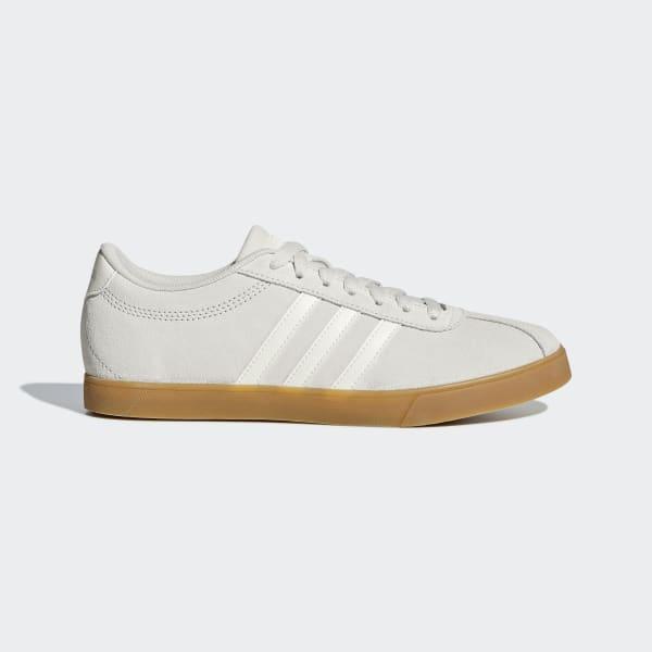 adidas Courtset Shoes - White | adidas US