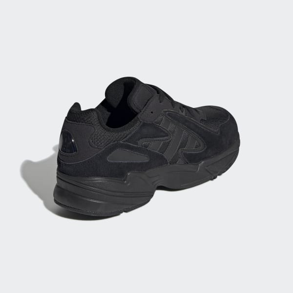 EE7239 adidas Mens YUNG-96 CHASM BLACK//CARBON SHOES