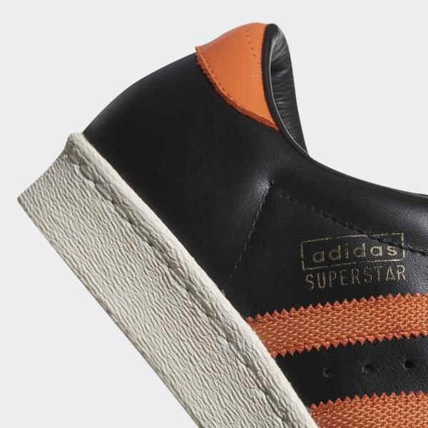 adidas Superstar OG Shoes - Black  0919247286ef