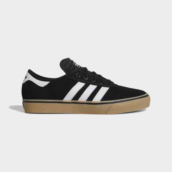 Adidas Originals Adi-Ease Premiere Men's Shoes Black/White F37319 Size 11.5