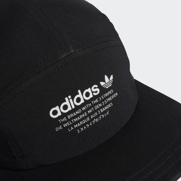 3db376c835a3f adidas NMD 5-Panel Hat - Black