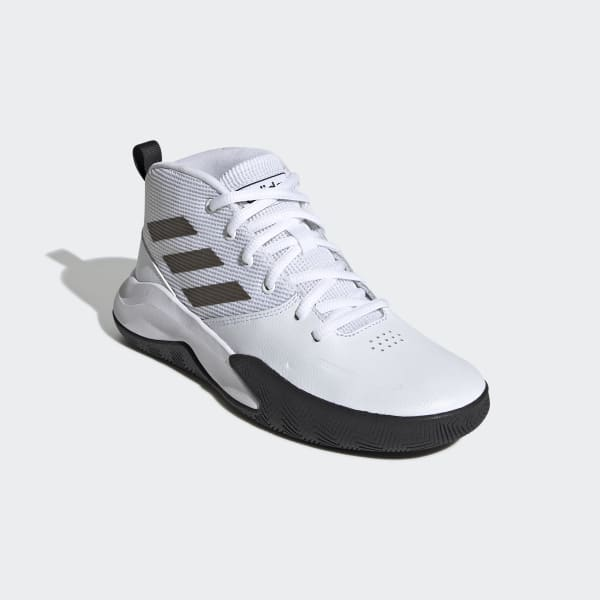 adidas OwnTheGame Wide Shoes - White