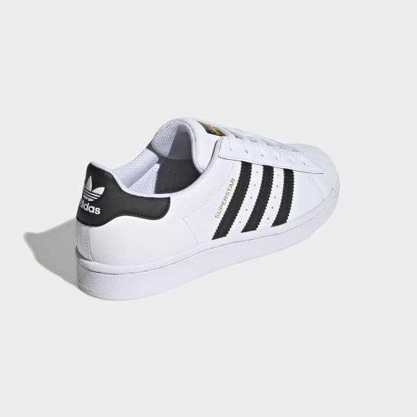 negro Orgulloso Personalmente  Women's Superstar Cloud White and Core Black Shoes | adidas US