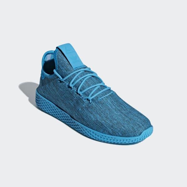 4a684ae88635d adidas Pharrell Williams Tennis Hu Shoes - Blue