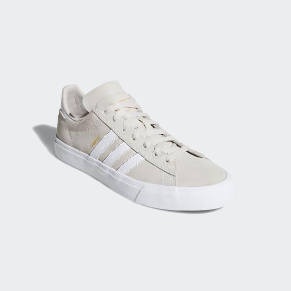 meet 5e6c8 c920c adidas Campus Vulc II Shoes - White   adidas Canada