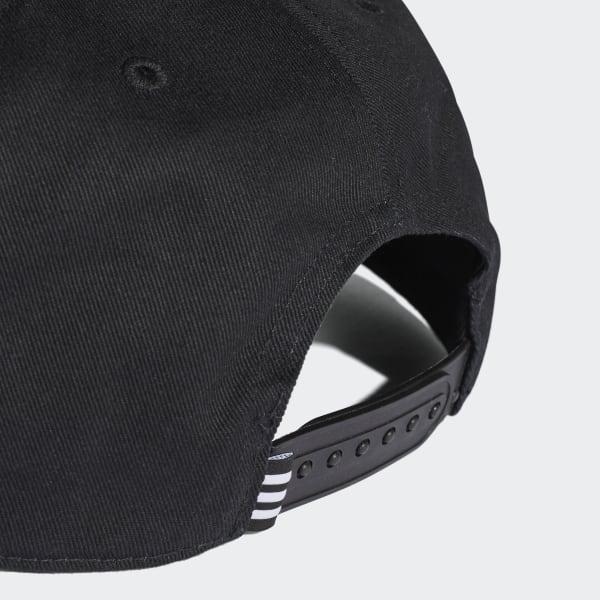 adidas Kšiltovka Trefoil Snap-Back - černá  eb4fe72e3b
