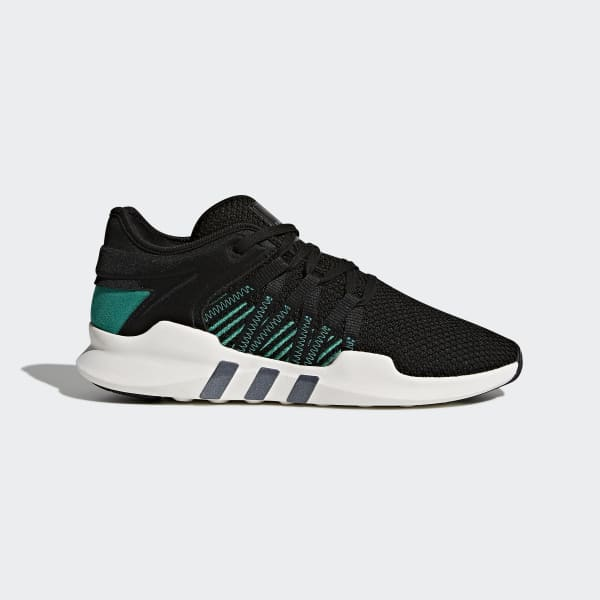 adidas EQT Racing ADV Shoes - Black | adidas US | Tuggl