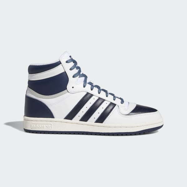 adidas Top Ten RB Shoes - White | adidas US