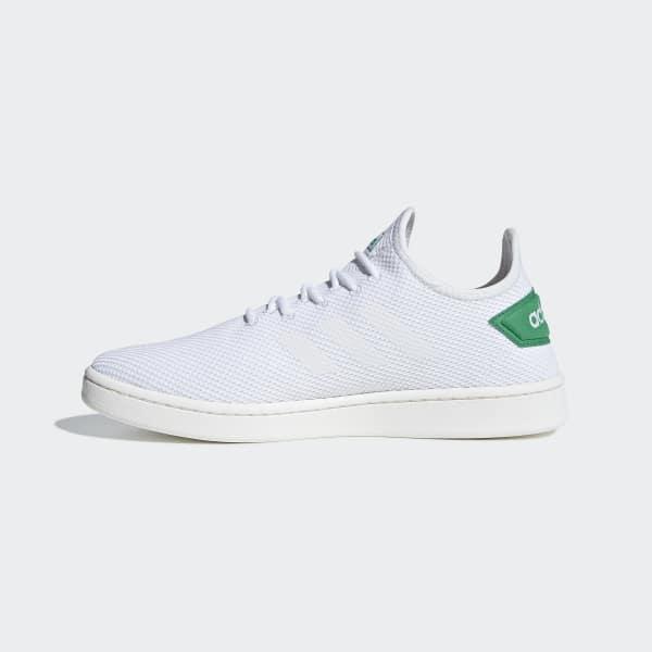 8f960aee20c447 adidas Court Adapt Shoes - White