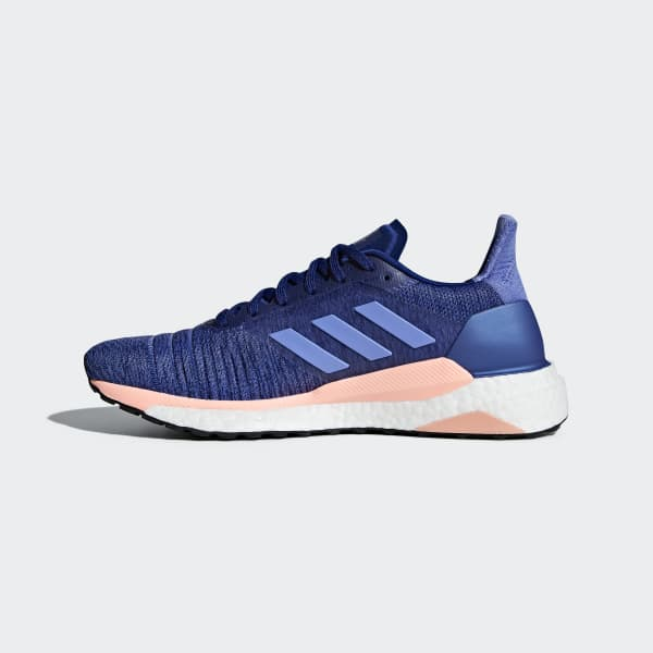 08f1ff2ba adidas Solar Glide Shoes - Blue