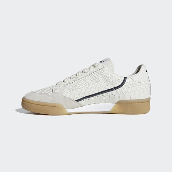 release date: d5eaa 8bbdd Zapatilla Continental 80 - Blanco adidas   adidas España