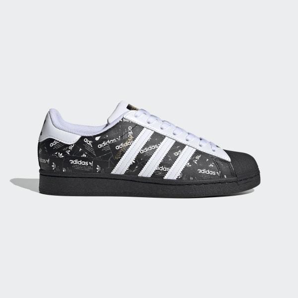 visa Importancia En riesgo  adidas Zapatillas Superstar - Negro   adidas Argentina