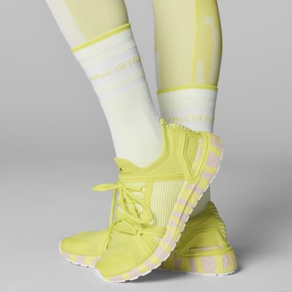 adidas By Stella McCartney Ultraboost 20 Shoes - Yellow   adidas US