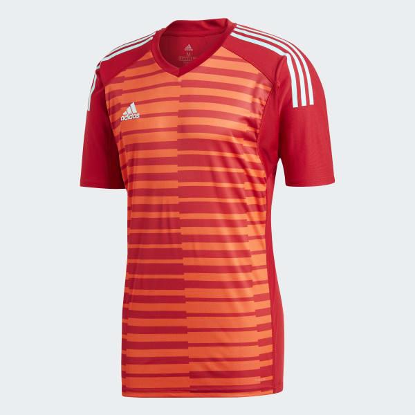 cfdb6f11d49 Camisa AdiPro Goleiro - Vermelho adidas