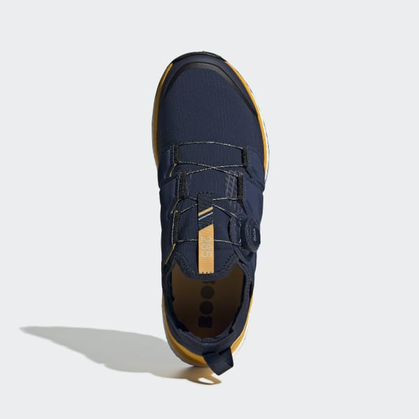 adidas TERREX Agravic Boa Schoenen Heren, collegiate navycollegiate navyactive gold