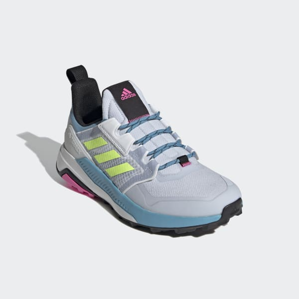 adidas Terrex Trailmaker Hiking Shoes - Blue   adidas US