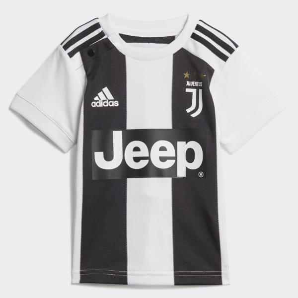 a740ea34 adidas Juventus hjemmedrakt for småbarn - Hvit | adidas Norway