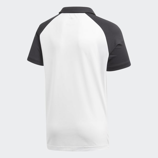 Colorblock Club Polo Shirt