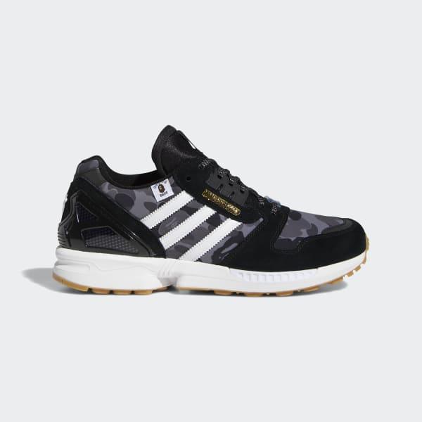 adidas ZX 8000 BAPE® x UNDFTD Shoes