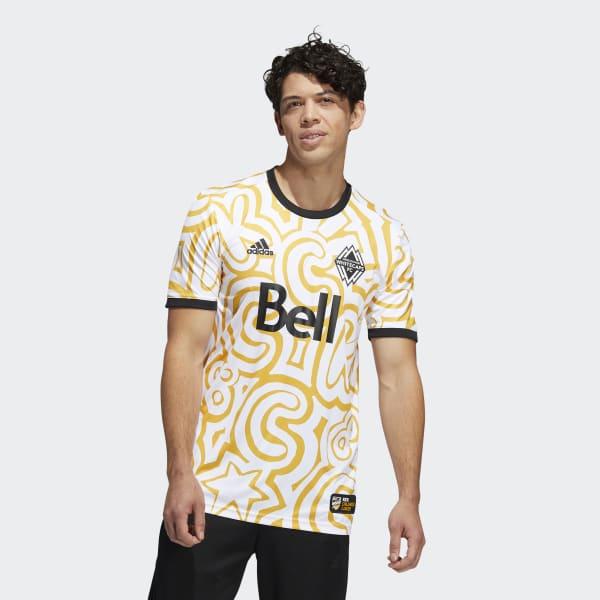 Vancouver Whitecaps FC Camo Pre-Match Jersey
