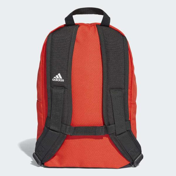 adidas Adi Classic 3-Stripes Backpack XS - Red  9041bbc7af