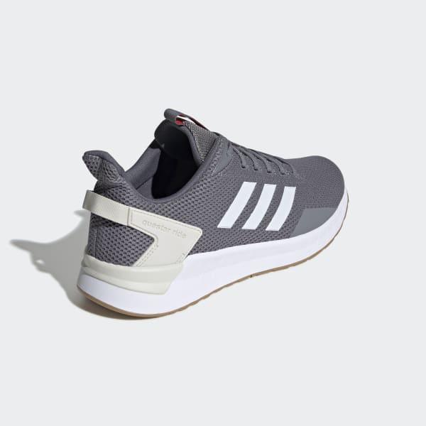 Zapatillas Questar Ride Plomo adidas   adidas Peru