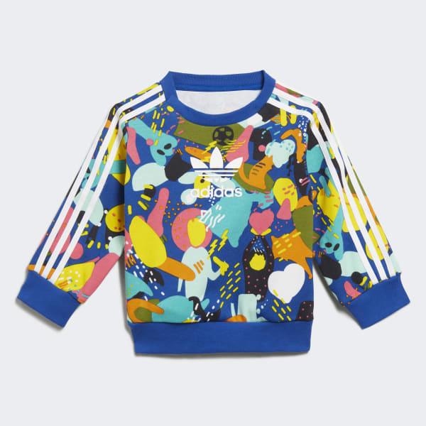 Crew Sweatshirt Set