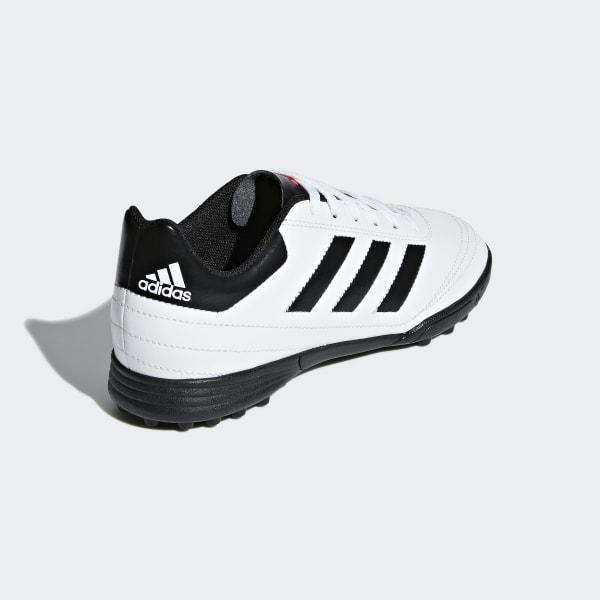 Zapatos de fútbol para césped artificial Goletto 6 - Blanco adidas ... 0428f76eff2d9